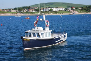 san gina swanage sea fishing